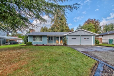Burlington Single Family Home For Sale: 1607 Avon Ave