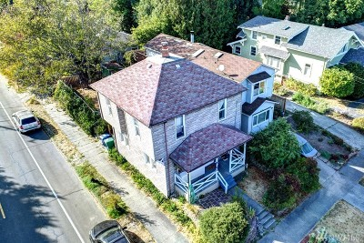 Single Family Home For Sale: 6503 27th Ave NW