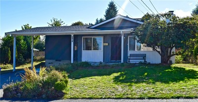 Single Family Home For Sale: 6316 N Hale St