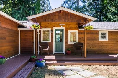 Skagit County Single Family Home For Sale: 8408 Skagitwilde