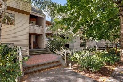 Mercer Island Condo/Townhouse Sold: 3055 80th Ave SE #201