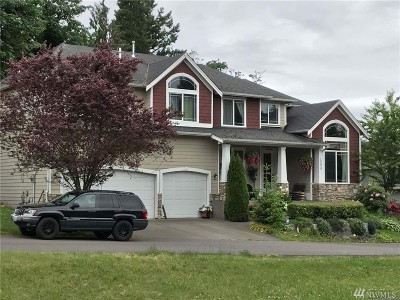 Seatac Single Family Home For Sale: 19029 S Military Rd