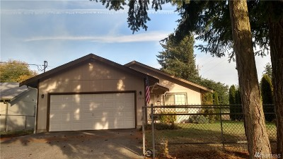 Spanaway Single Family Home For Sale: 17519 Park Ave S