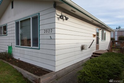 Bellingham Single Family Home For Sale: 2622 Utter St