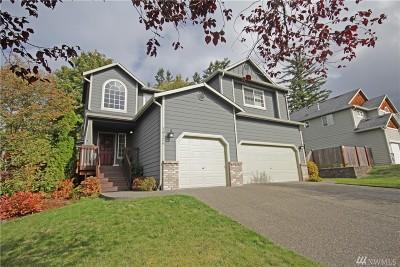 Covington Single Family Home For Sale: 18126 SE 246 St