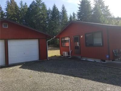 Single Family Home For Sale: 6547 W Satsop Cloquallum Rd