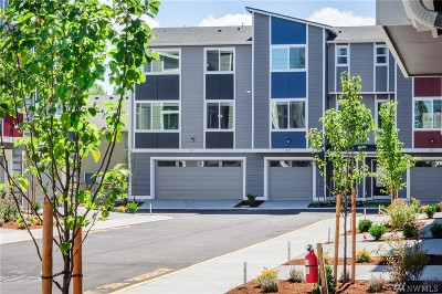 Lynnwood Single Family Home For Sale: 3312 156th St SW #D2