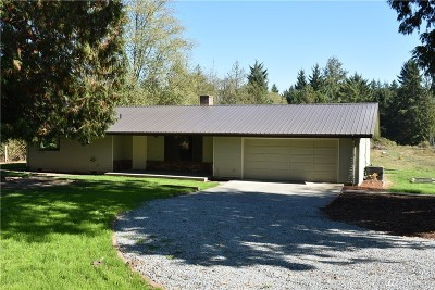 Mount Vernon Single Family Home For Sale: 22941 Bulson Road