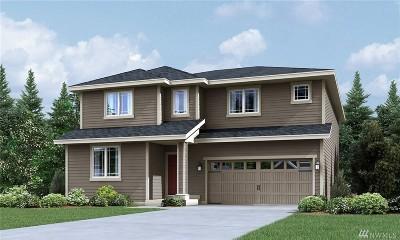 Bonney Lake Single Family Home Contingent: 13418 186t Av Ct E #72