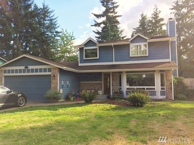 Puyallup Single Family Home For Sale: 9608 166th St E