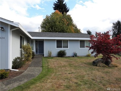 Federal Way Single Family Home For Sale: 31424 31st Ave SW