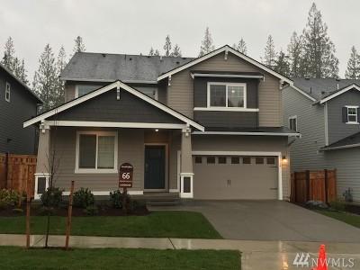 Bonney Lake Single Family Home For Sale: 13324 186th Av Ct E #66