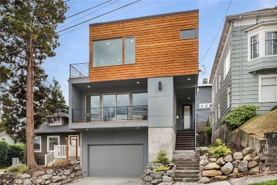 Single Family Home For Sale: 3005 S Washington St