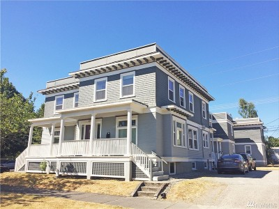 Tacoma Multi Family Home For Sale: 1405 S 9th St