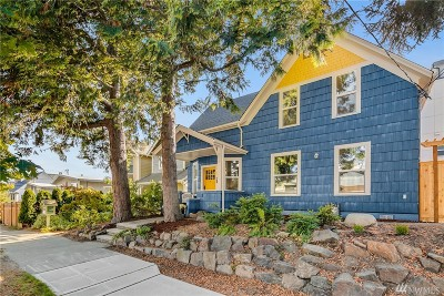 Single Family Home For Sale: 1531 NW 62nd St