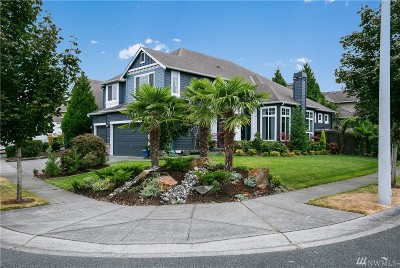 Bothell Single Family Home For Sale: 20715 38th Dr SE