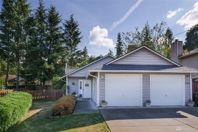 Maple Valley Single Family Home For Sale: 21629 SE 269th St