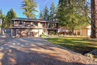 Bothell Single Family Home For Sale: 19 170th Place SE