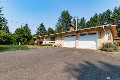 Gig Harbor Single Family Home For Sale: 6421 Ray Nash Dr NW