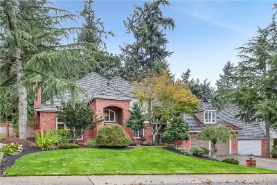 Sammamish Single Family Home For Sale: 4629 225th Ave SE