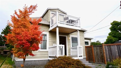 Seattle Single Family Home For Sale: 1478 NW 73rd St