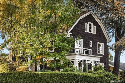 Seattle Single Family Home For Sale: 2035 E Newton St