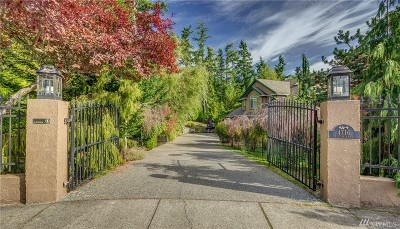 Bellingham WA Single Family Home For Sale: $995,000