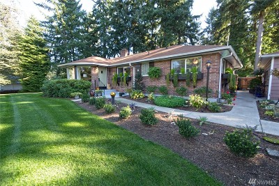 Federal Way Single Family Home For Sale: 5353 SW 316th Place