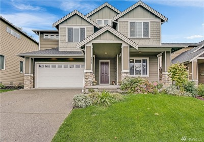 Puyallup Single Family Home For Sale: 1412 34th St SE
