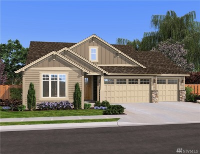 Buckley Single Family Home Contingent: 22813 73rd St E