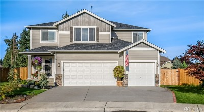 Puyallup Single Family Home For Sale: 18802 111th Av Ct E