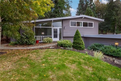 Bellevue Single Family Home For Sale: 15041 SE 44th St