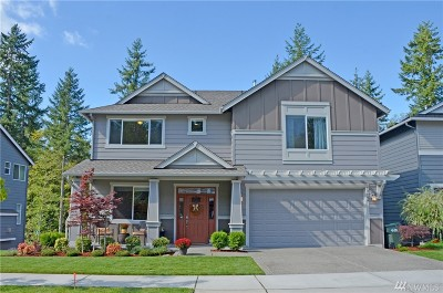 Gig Harbor Single Family Home For Sale: 10462 Sentinel Dr