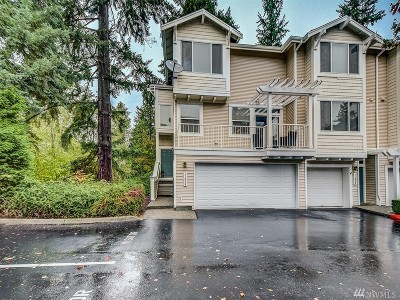 Bothell Single Family Home For Sale: 11926 NE 164th Lane #30-1