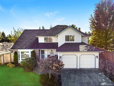 Federal Way Single Family Home For Sale: 2921 SW 342nd Place