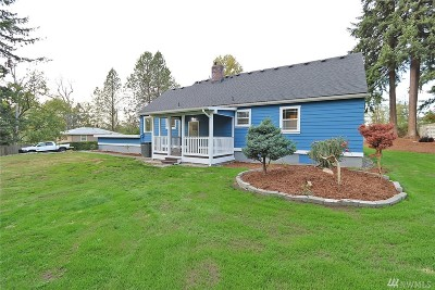 Bellingham WA Single Family Home For Sale: $499,000
