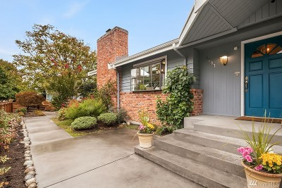 Single Family Home For Sale: 5807 6th Ave NW