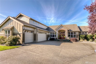 Lake Tapps WA Single Family Home Contingent: $630,000