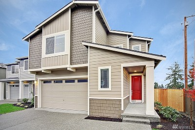 Federal Way Single Family Home For Sale: 37327 29th Place S