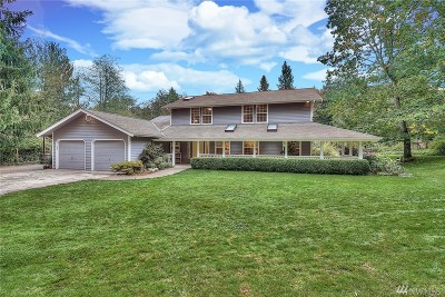 Gig Harbor Single Family Home For Sale: 10607 74th St NW