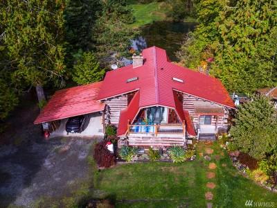 Deming Single Family Home For Sale: 5925 Schornbush Rd