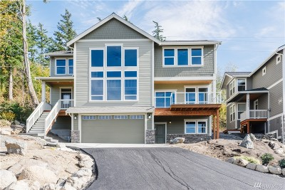 Bellingham WA Single Family Home For Sale: $795,000