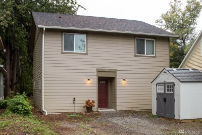Bellingham Single Family Home For Sale: 1605 Moore St