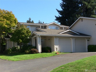 Bellevue Single Family Home For Sale: 6518 113th Place SE