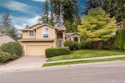 Bothell Single Family Home For Sale: 3307 200th Place SE