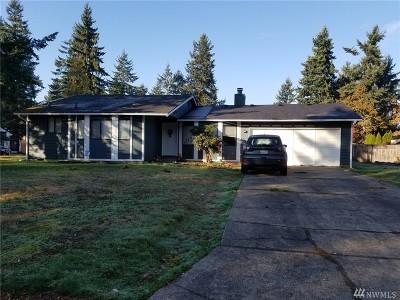 Spanaway Single Family Home For Sale: 18622 11th Av Ct E