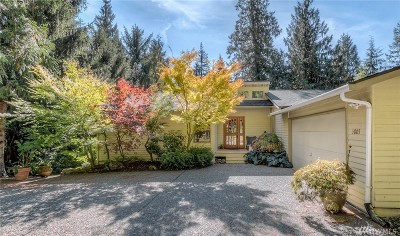 Issaquah Single Family Home Contingent: 6805 277 Wy SE