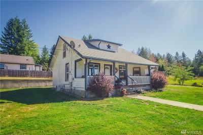 Onalaska Single Family Home For Sale: 154 Walhaupt Rd