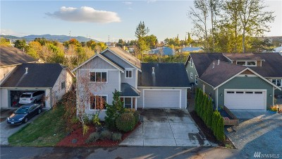 Bellingham WA Single Family Home For Sale: $399,500