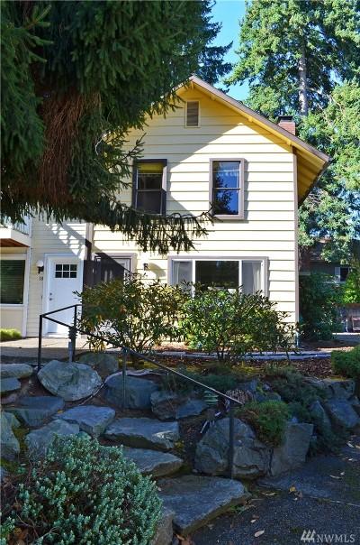 Bellevue Condo/Townhouse For Sale: 1717 150th Ave SE #19